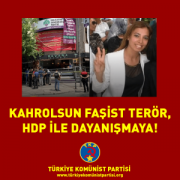 HDP İzmir, Deniz Poyraz