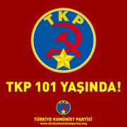 Türkiye Komünist Partisi 101 Yaşında!